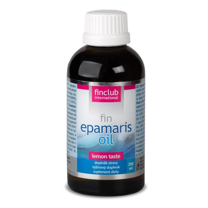 Produkt Finclubu Epamaris Oil (omega-3)