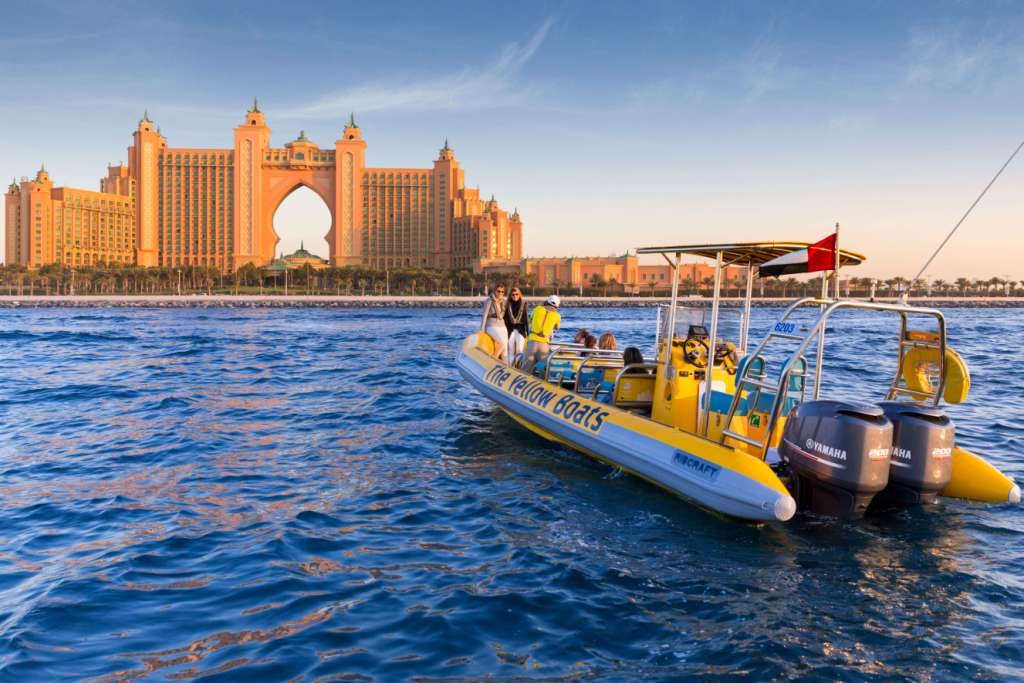 Dubai Yellow Boat Tours