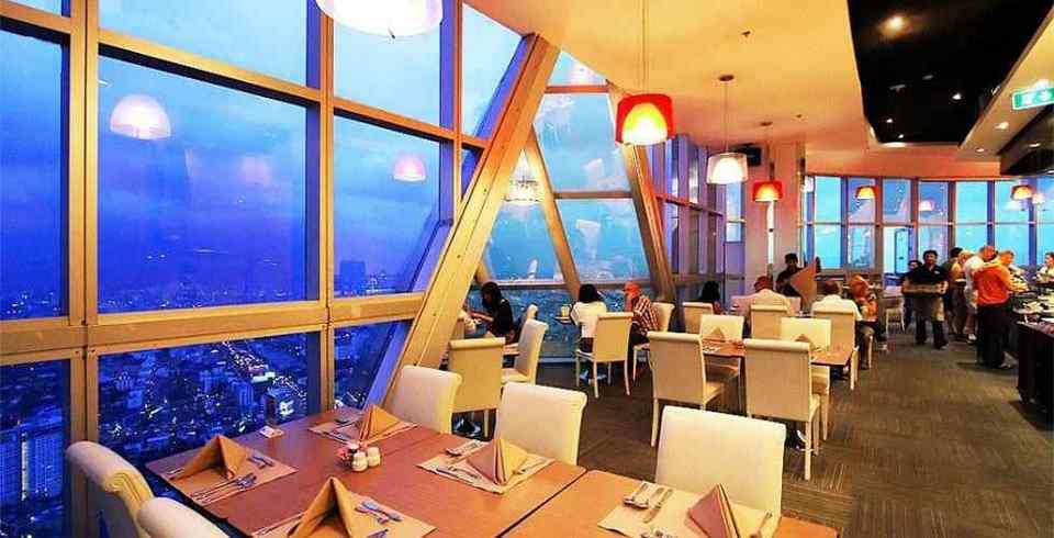 Baiyoke Sky Restaurant
