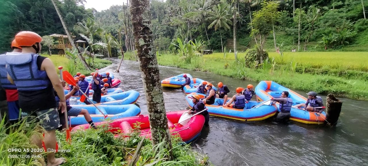 Bali Tubing & Rafting
