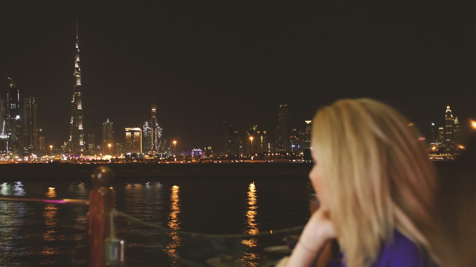 Dubai Water Canal Cruise