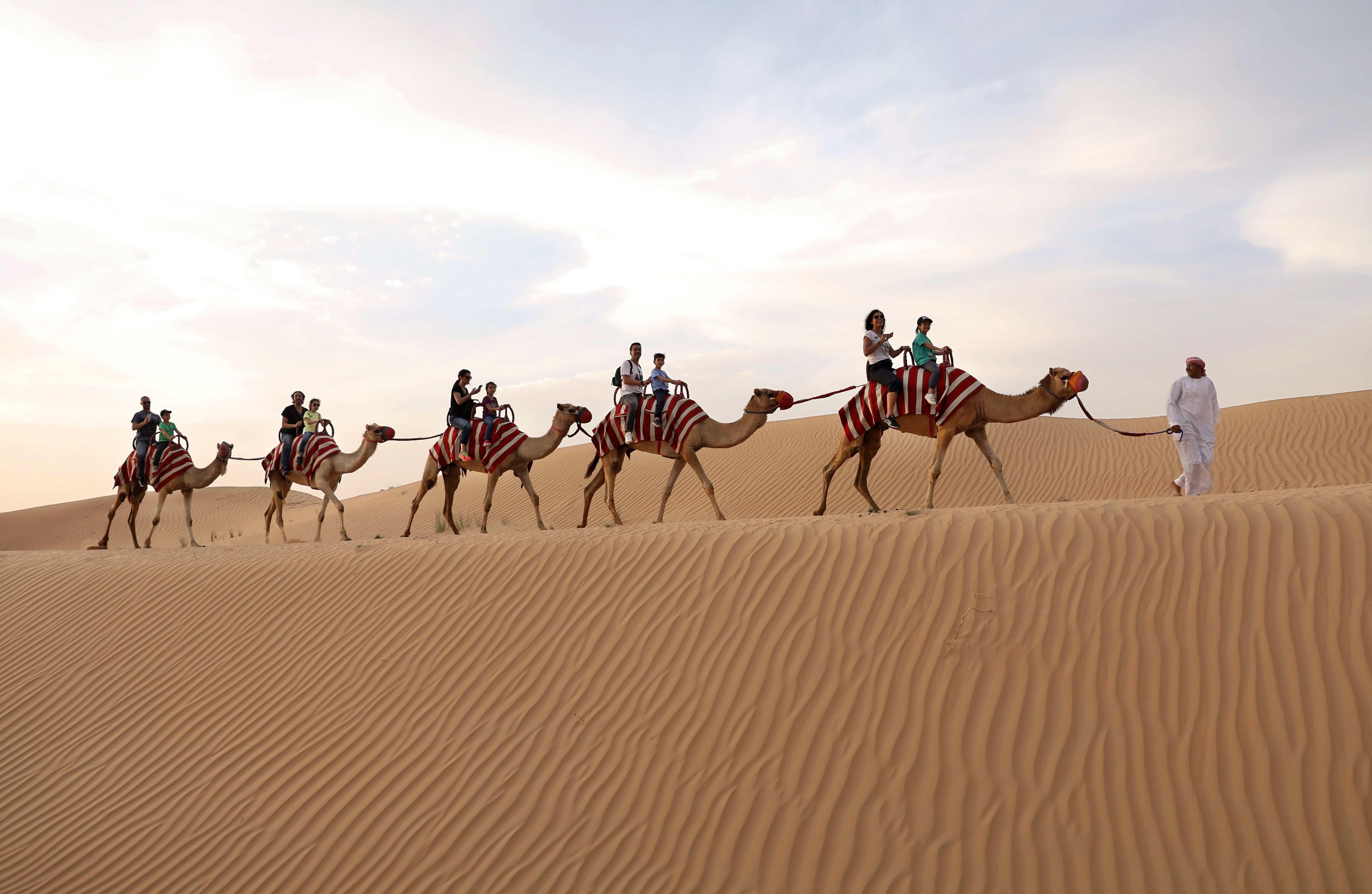 Oceanair's Dubai Desert Safari