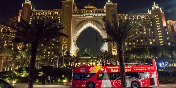 City Sightseeing Dubai Tickets