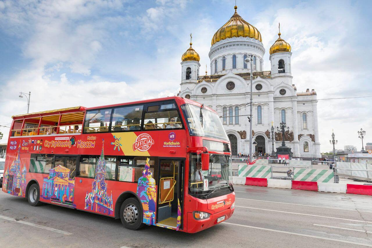 City Sightseeing Moscow