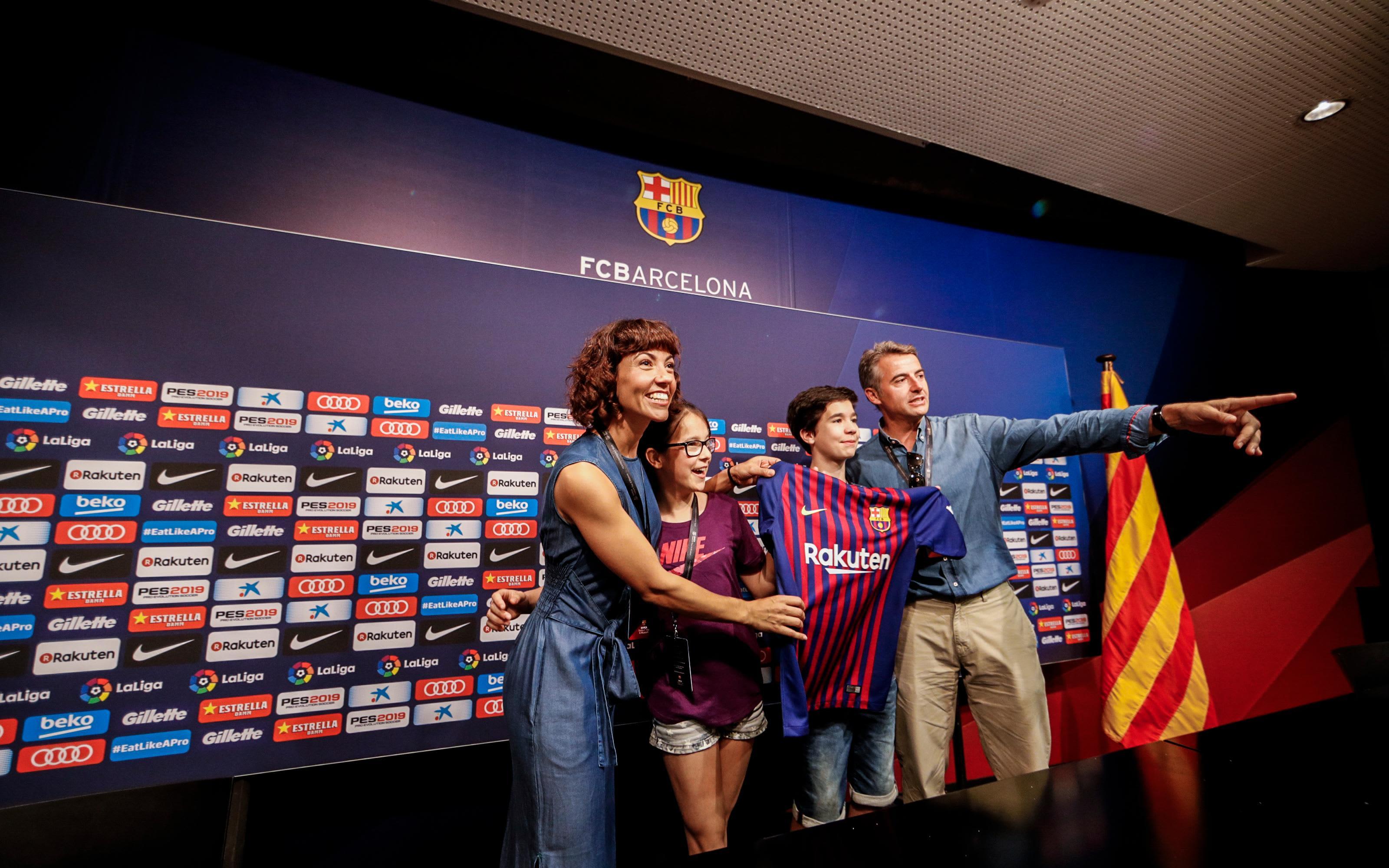 Barcelona Camp Nou Tour Tickets
