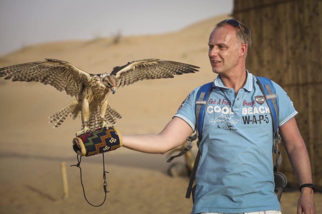 Heritage Desert Safari with Bedouin Experience at Al Khayma