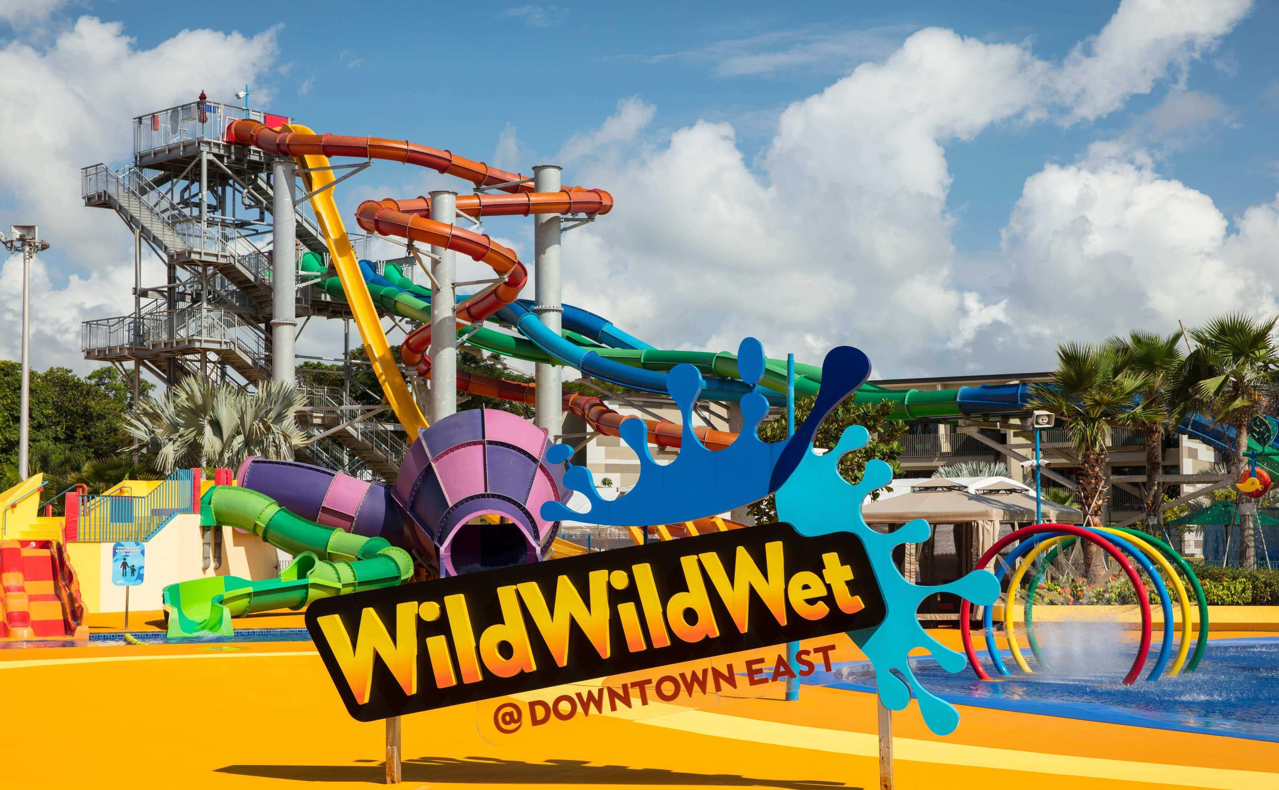 Wild Wild Wet Singapore Tickets