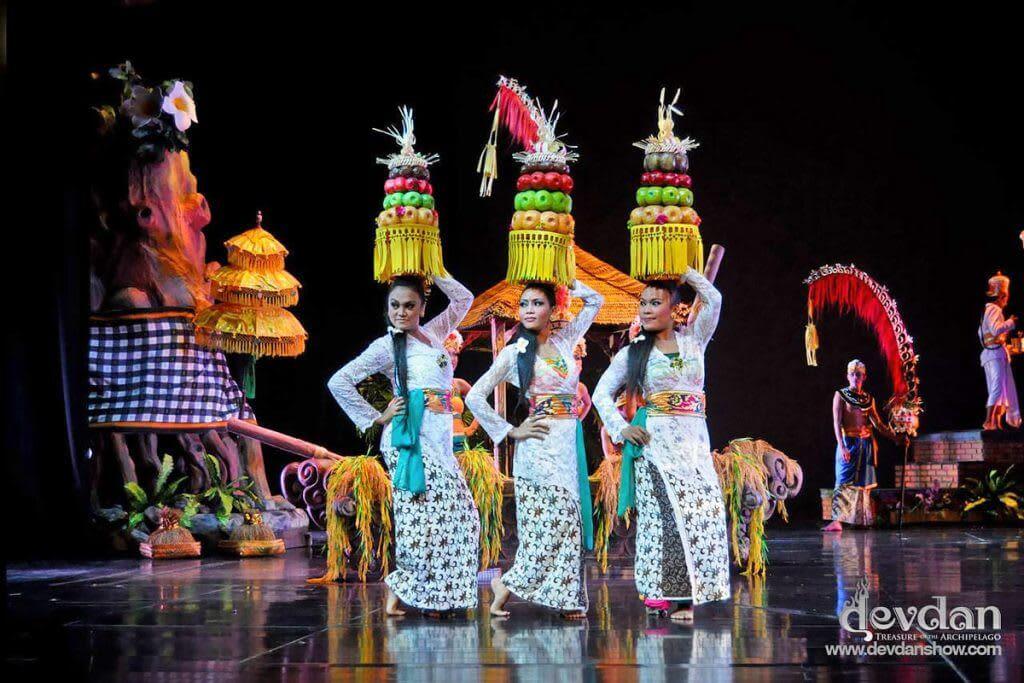 Devdan Show Bali Tickets