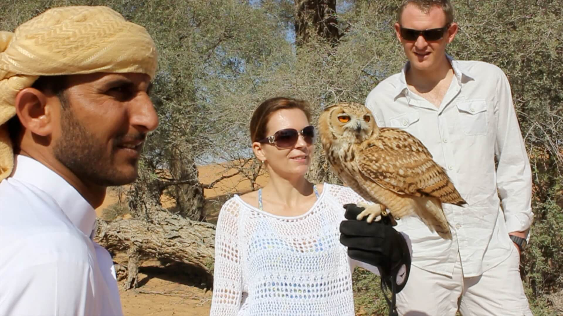 Royal Shaheen Falconry Dubai