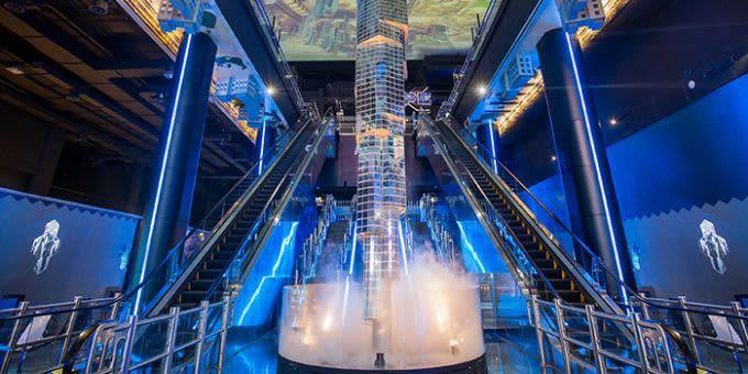 VR Park Dubai Tickets