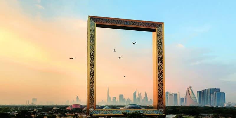 Dubai Frame Tickets