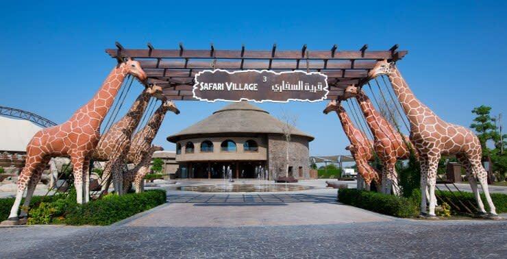 Dubai Safari Park Tickets