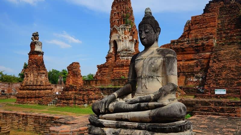 Ayutthaya Cruise Tour