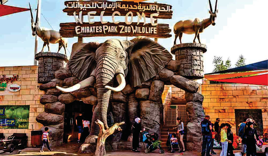 Emirates Park Zoo Tickets