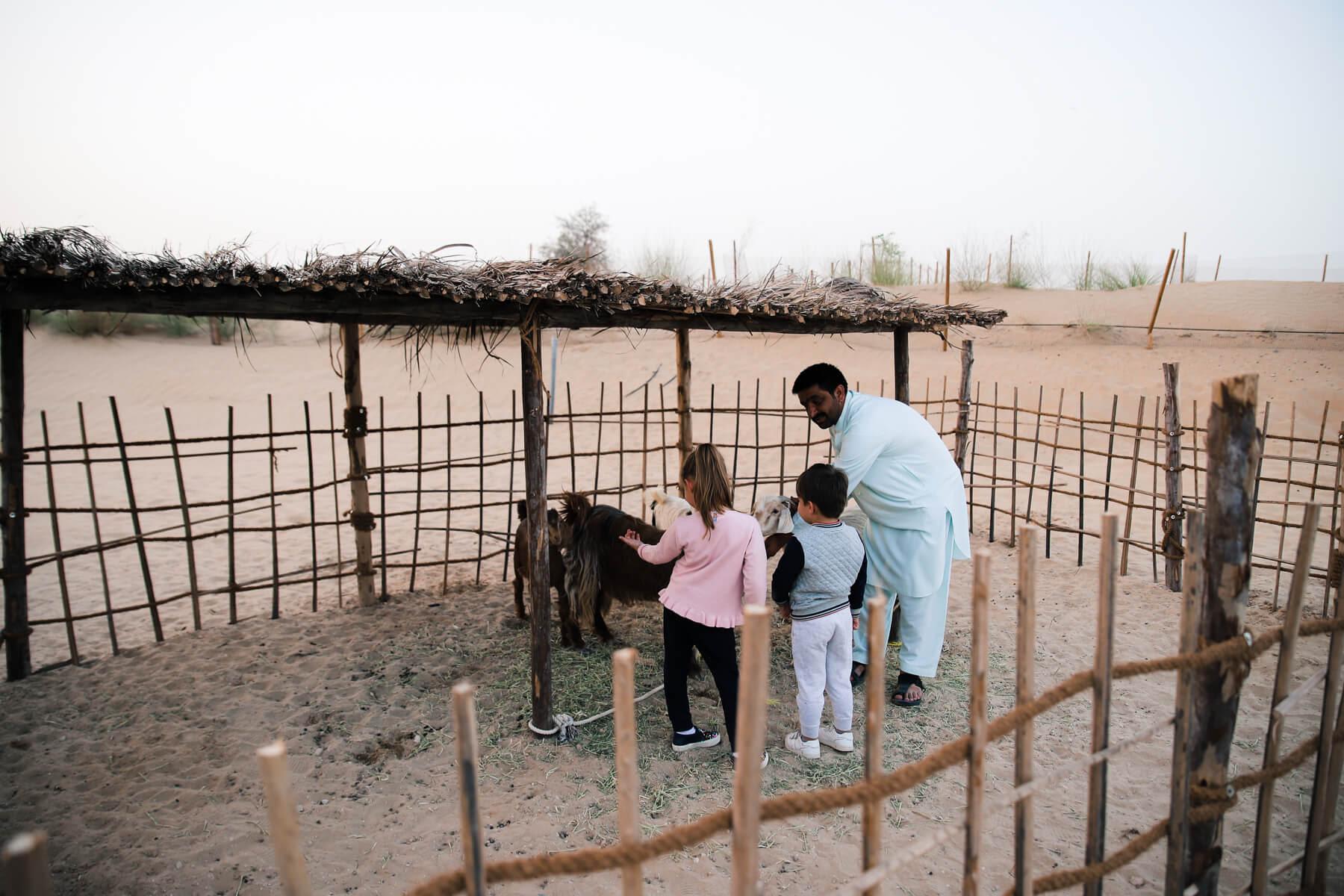 Al Marmoom Bedouin Experience Tickets
