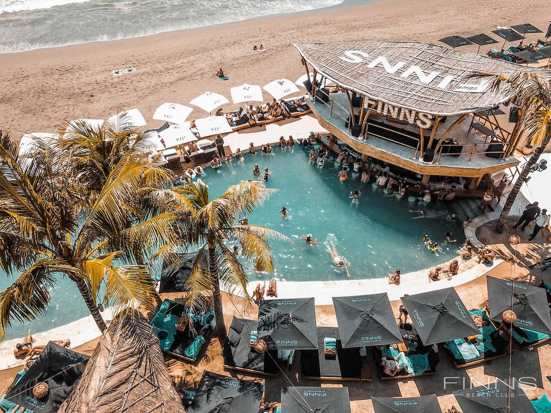 Finns Bali Beach Club Tickets