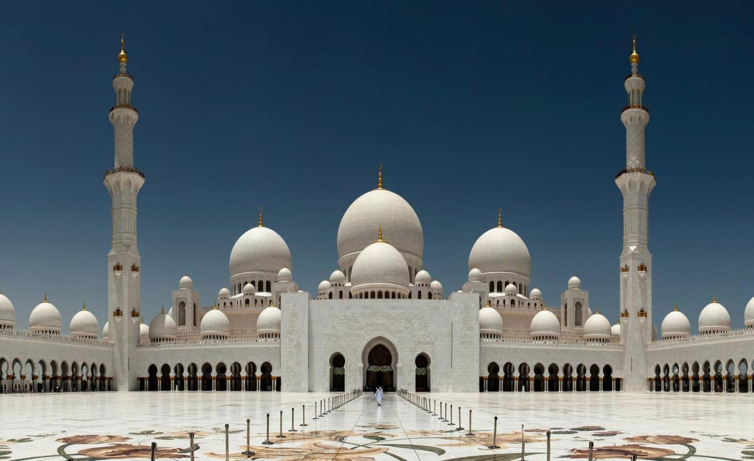 Abu Dhabi Full-Day City Sightseeing Tour from Dubai