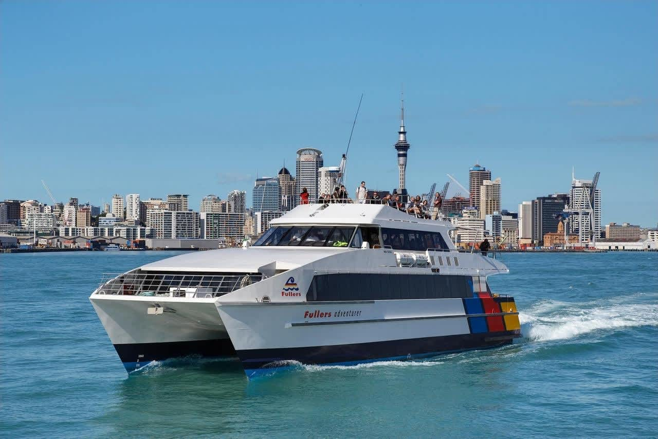 Fullers Group Aukland Harbour Cruise Tickets