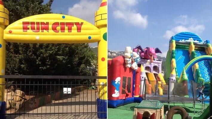 Hili Fun City Tickets