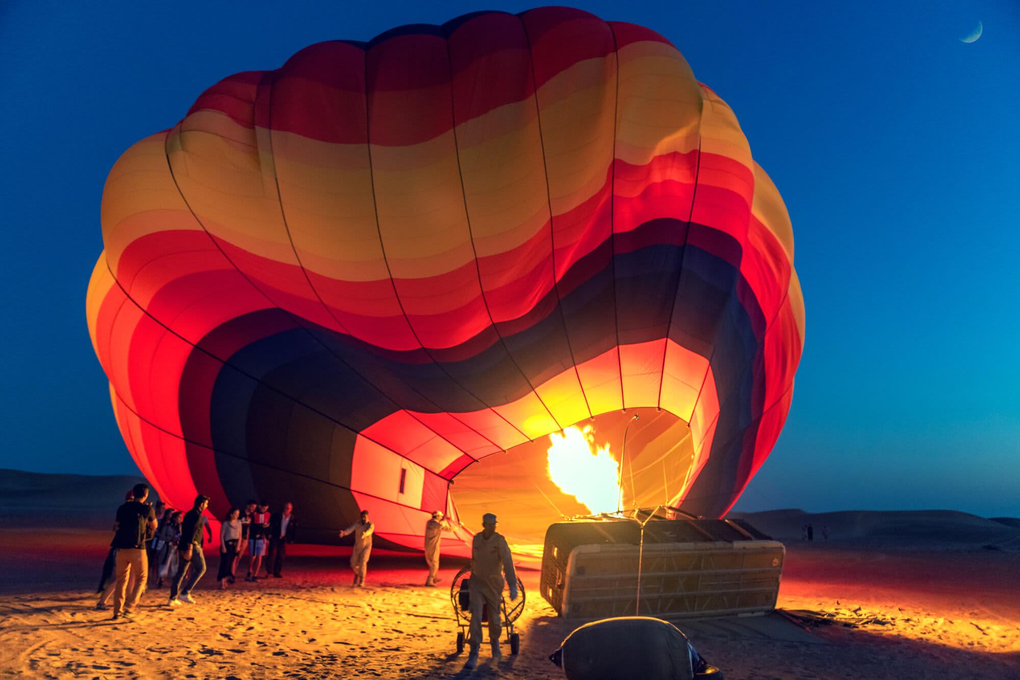 Balloon Adventures Dubai Tickets
