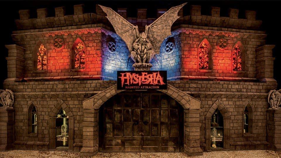 Hysteria Haunted Attraction Ticket