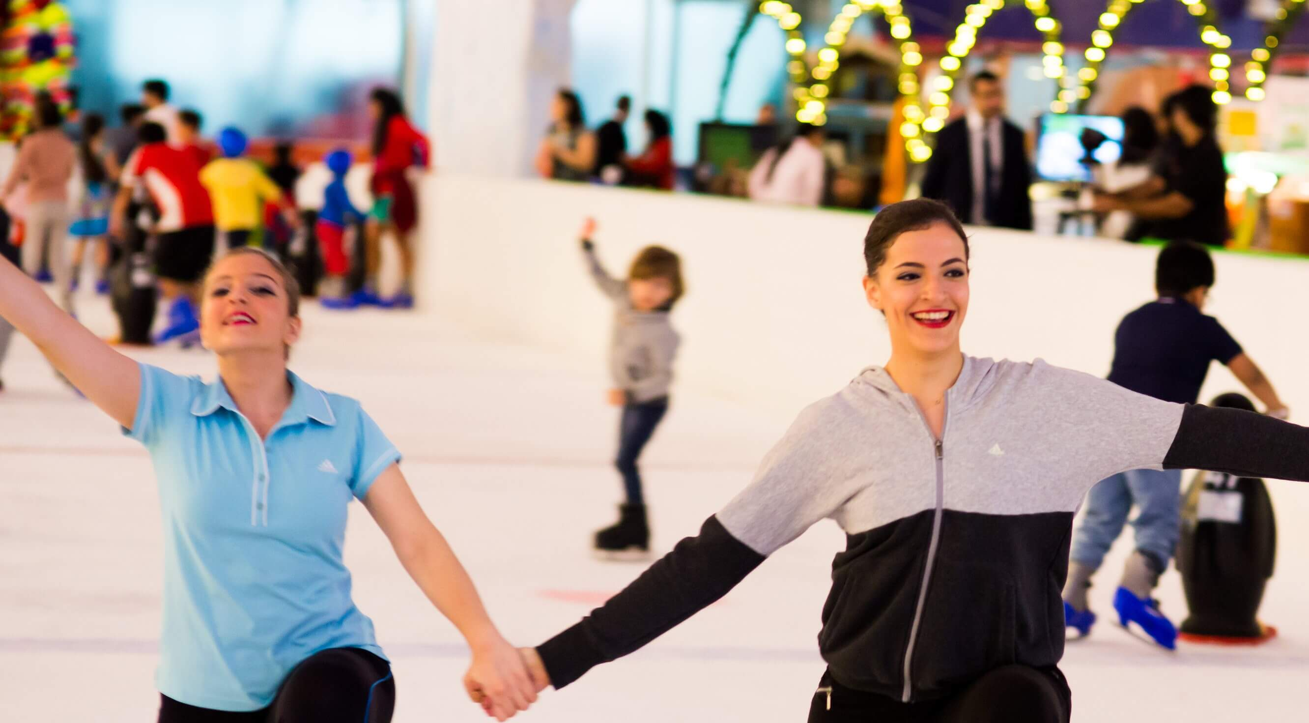Dubai Ice Rink Tickets