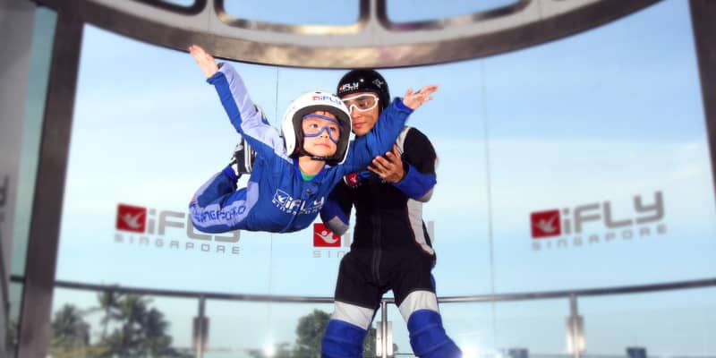 iFly Singapore Tickets