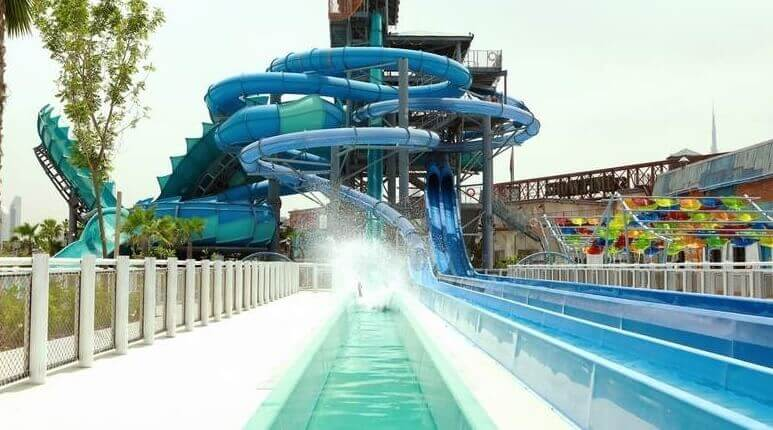 Laguna Waterpark Dubai Tickets