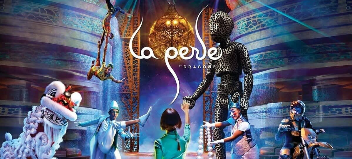 La Perle Tickets