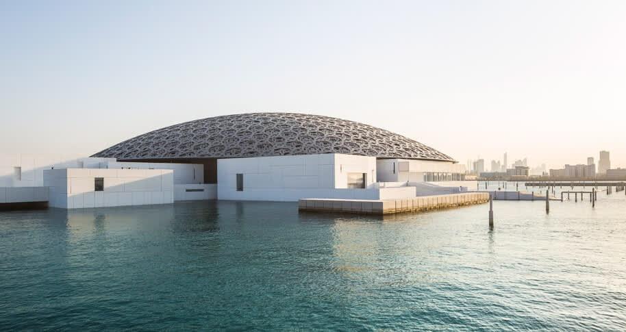 تذاكر متحف اللوفر أبوظبي
