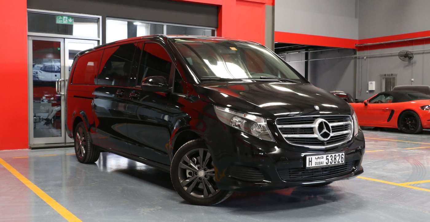 Self Drive Luxury Car Rental in Dubai: Mercedes Benz
