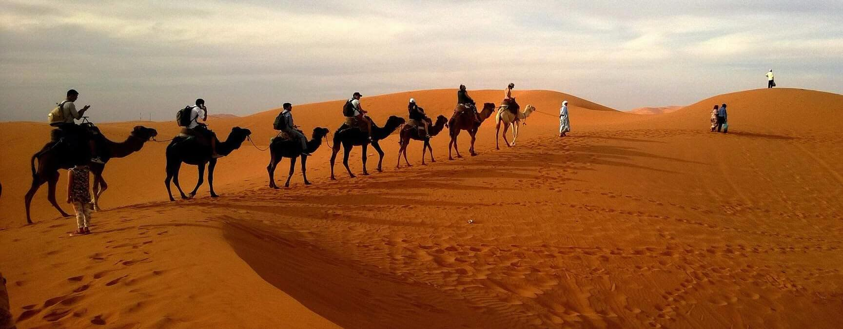 Morning Dubai Desert Safari with Arabic Breakfast