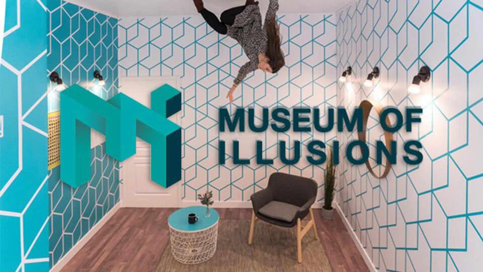 Museum of Illusions Dubai Tickets