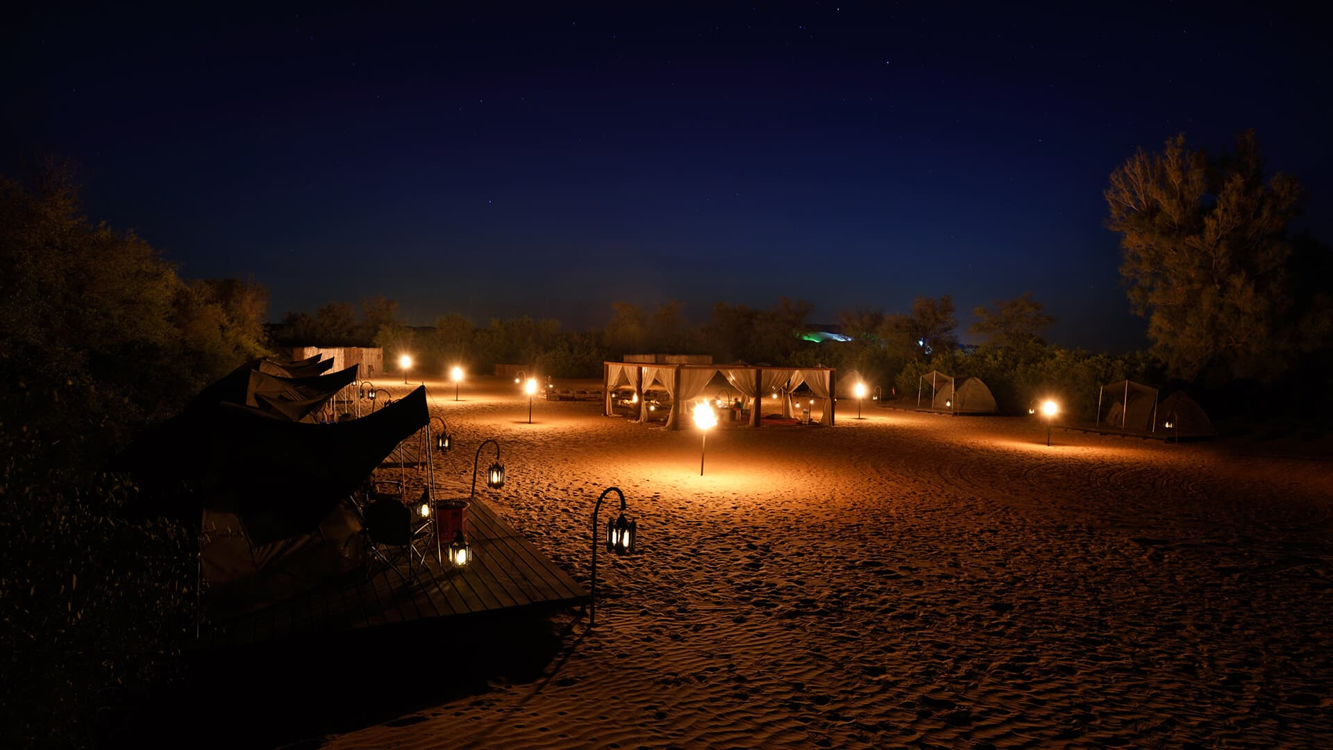 Arabian Overnight Desert Safari Adventure