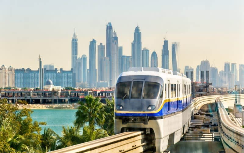 The Palm Monorail Tickets