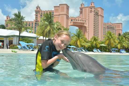 Dolphin Bay Atlantis Tickets