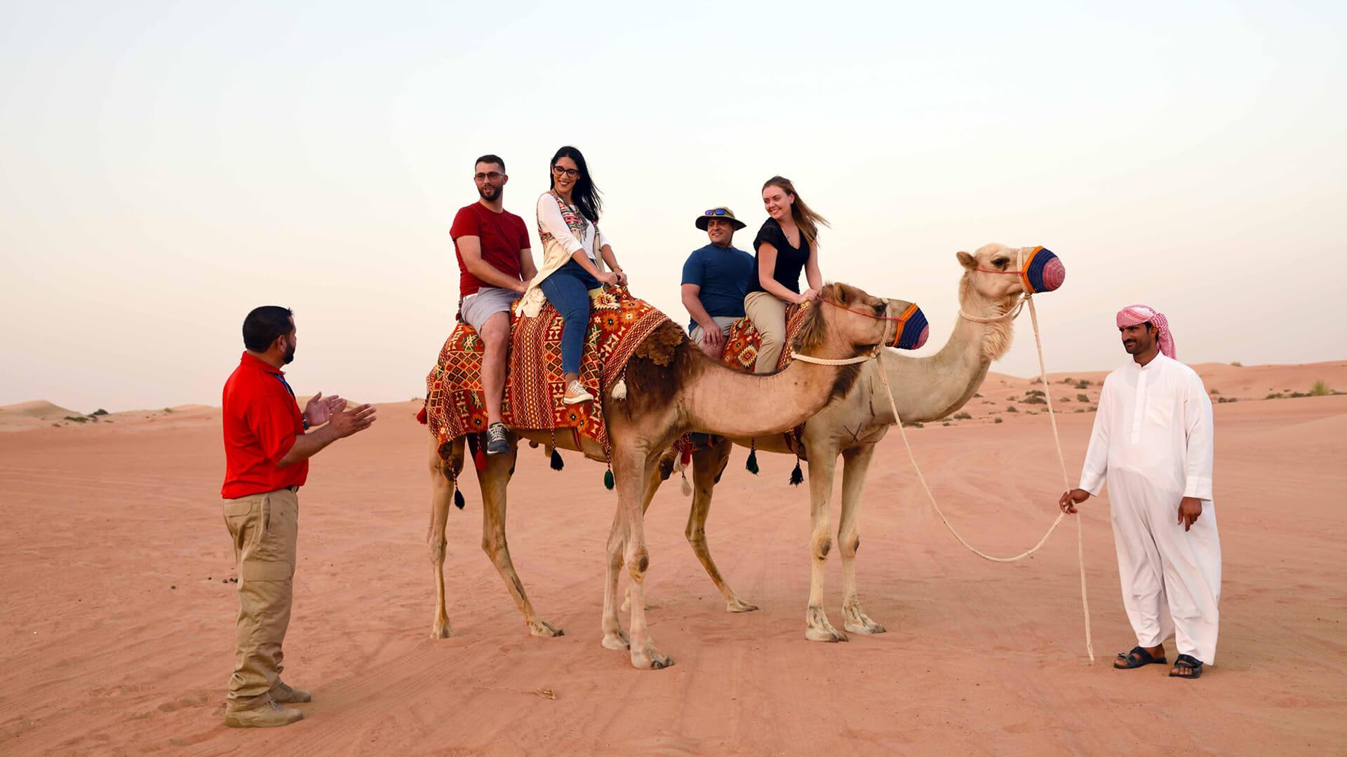 Sunset Desert Safari Tickets