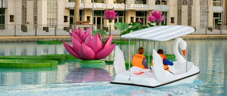 The Dubai Fountain Tickets