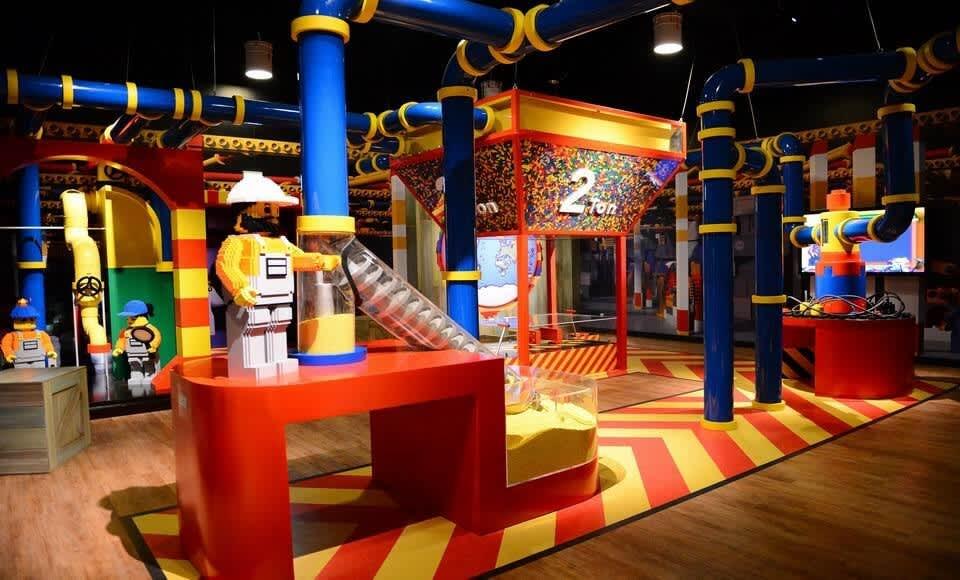 Tokyo Legoland Discovery Center Tickets