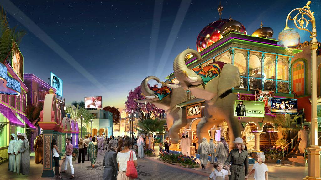 Dubai Parks and Resorts Tickets
