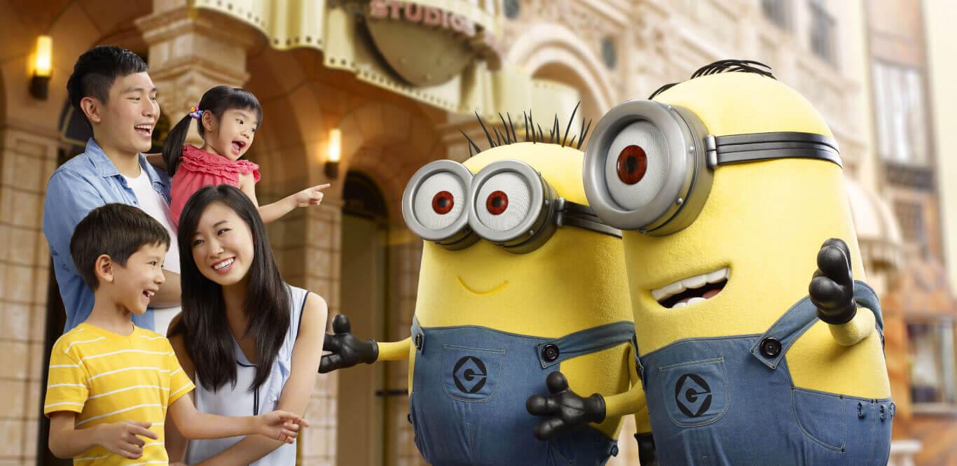 Universal Studios Singapore Tickets
