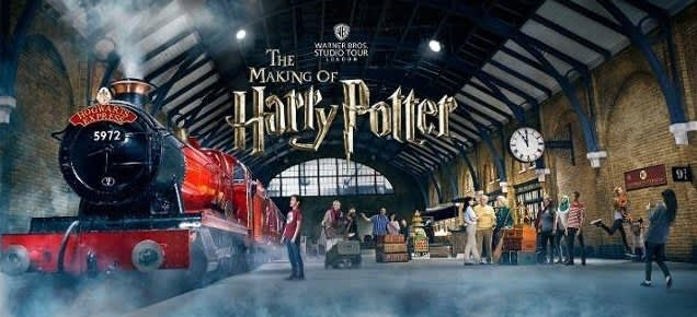 Warner Bros Studio London Tour