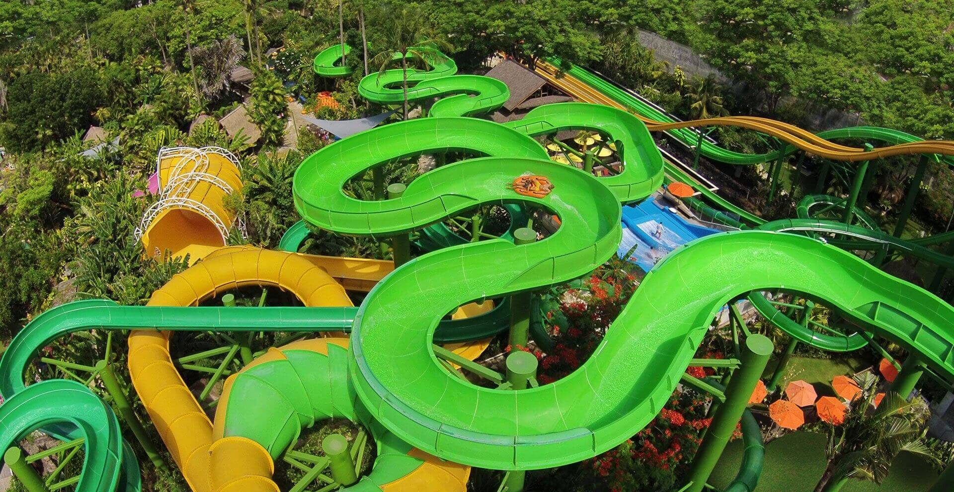 Waterbom Bali Tickets