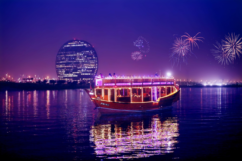 Abu Dhabi Dinner Cruise Tickets