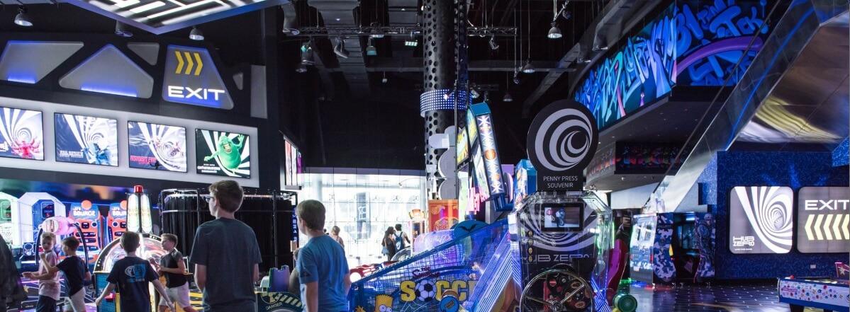 Hub Zero Gaming Park