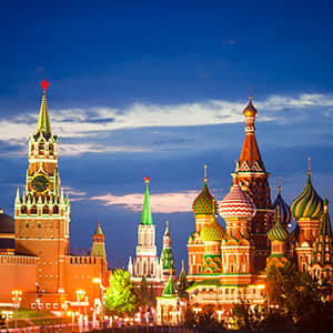 City Sightseeing Moscow Hop On Hop Off Bus Tour