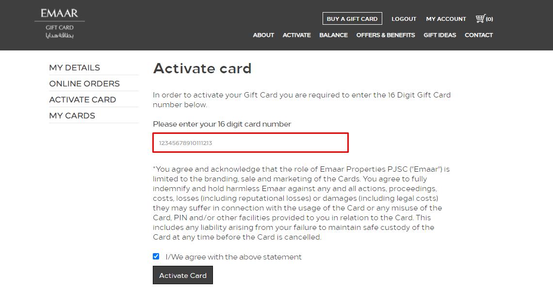 Get LuLu Gift Card