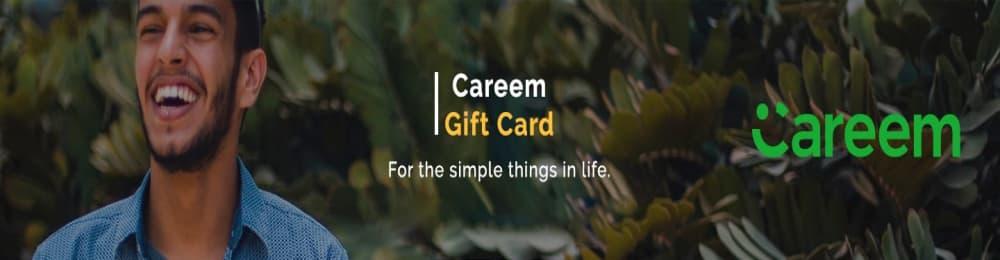 Careem gift card