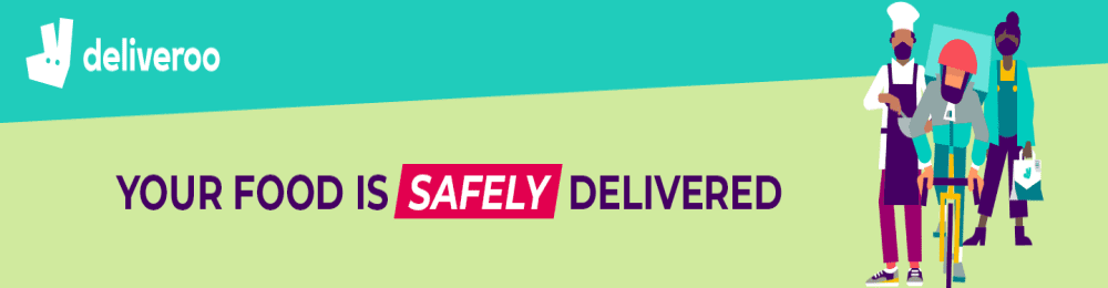 Deliveroo Gift Cards