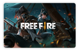 Free Fire Gift Cards